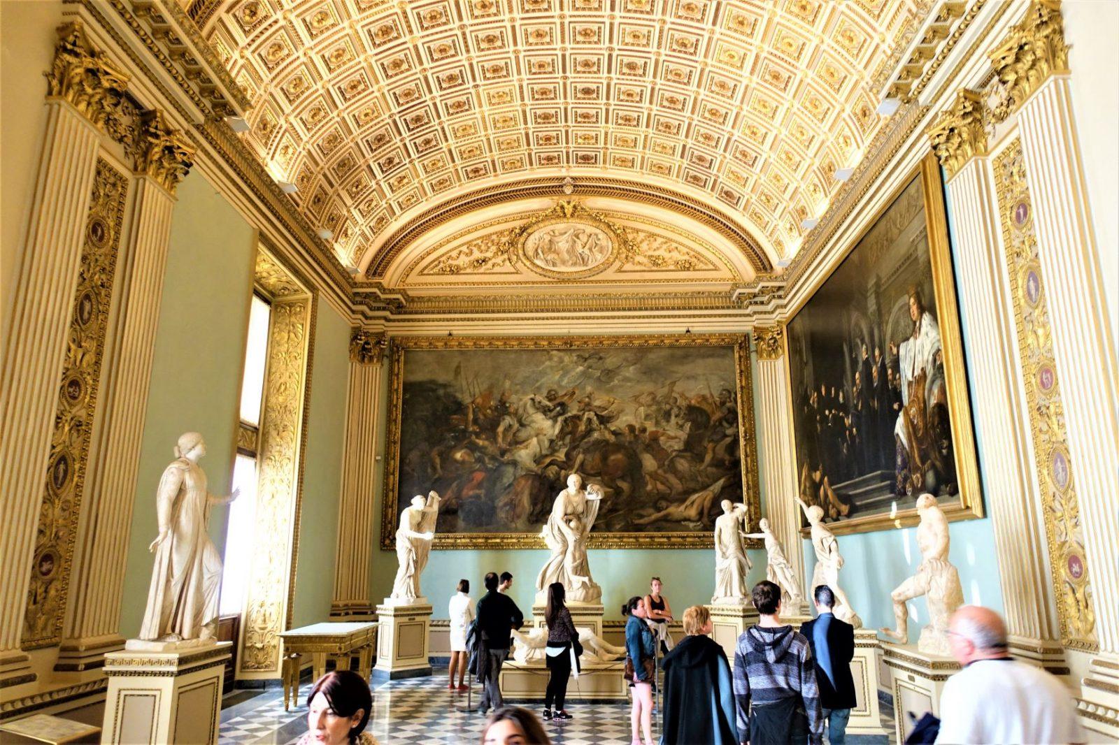Ufizzi galleriet i Firenze