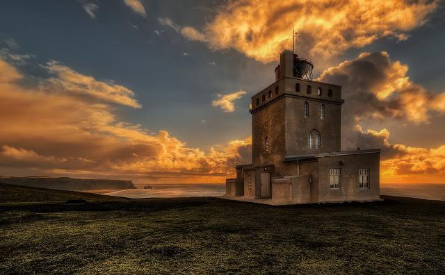 Dyrholey Island