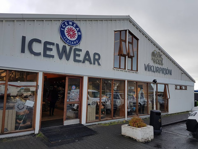 Ullvarefabrikken på Vik Island Icewear