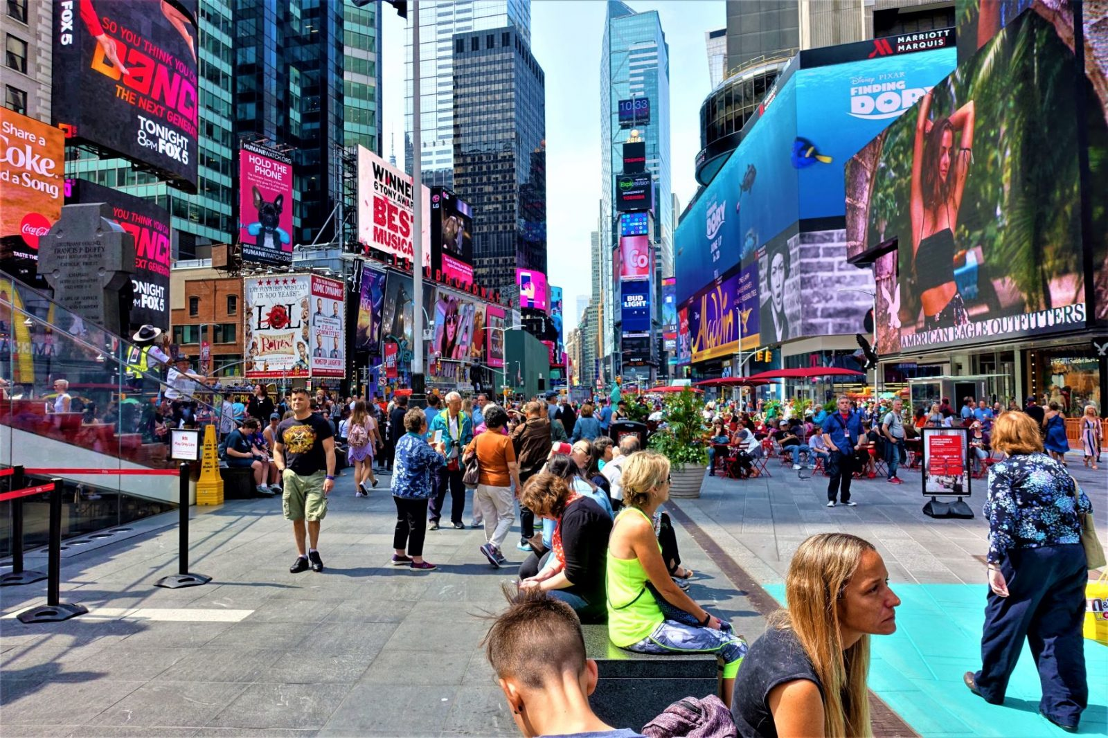 Time Square i New York