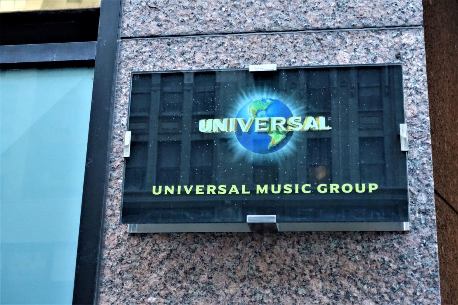 Universal music studio new york