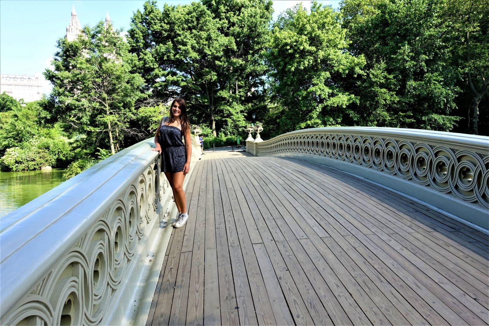 bru i Central Park New York