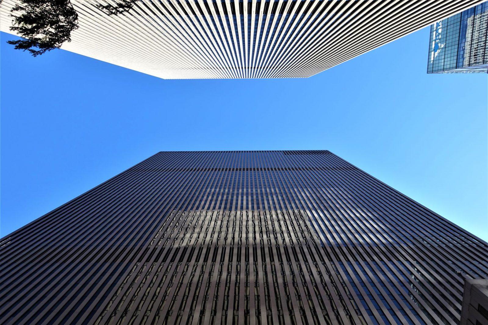 store skyskrapere i the big apple