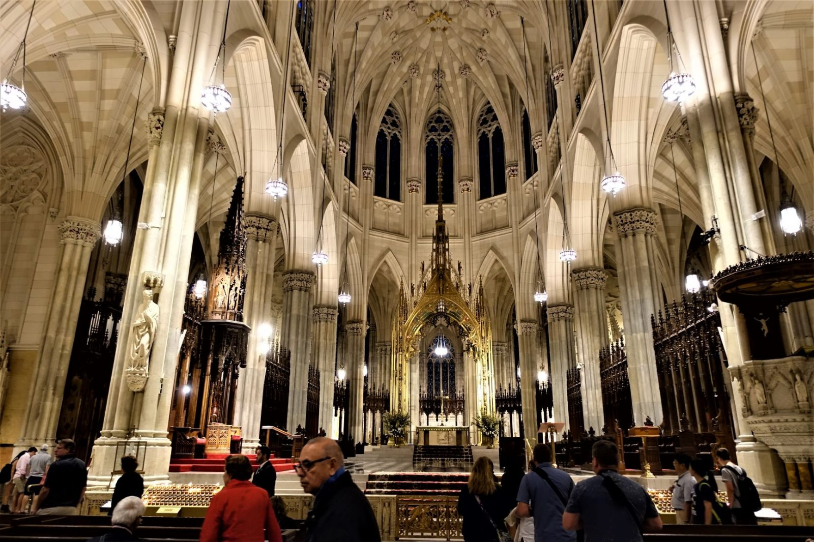 Trinity kirke New York City