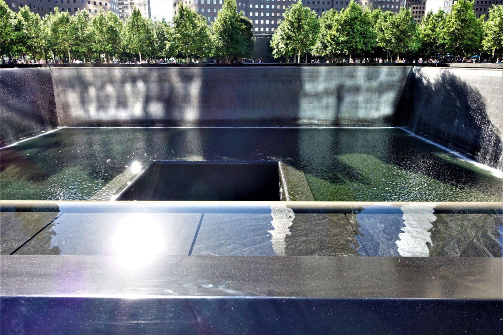 9/11 minnesmerke Memorial Center New York