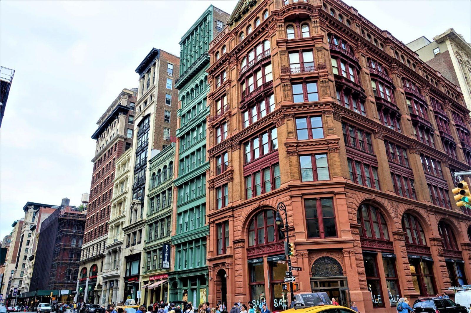Gamle hus New york