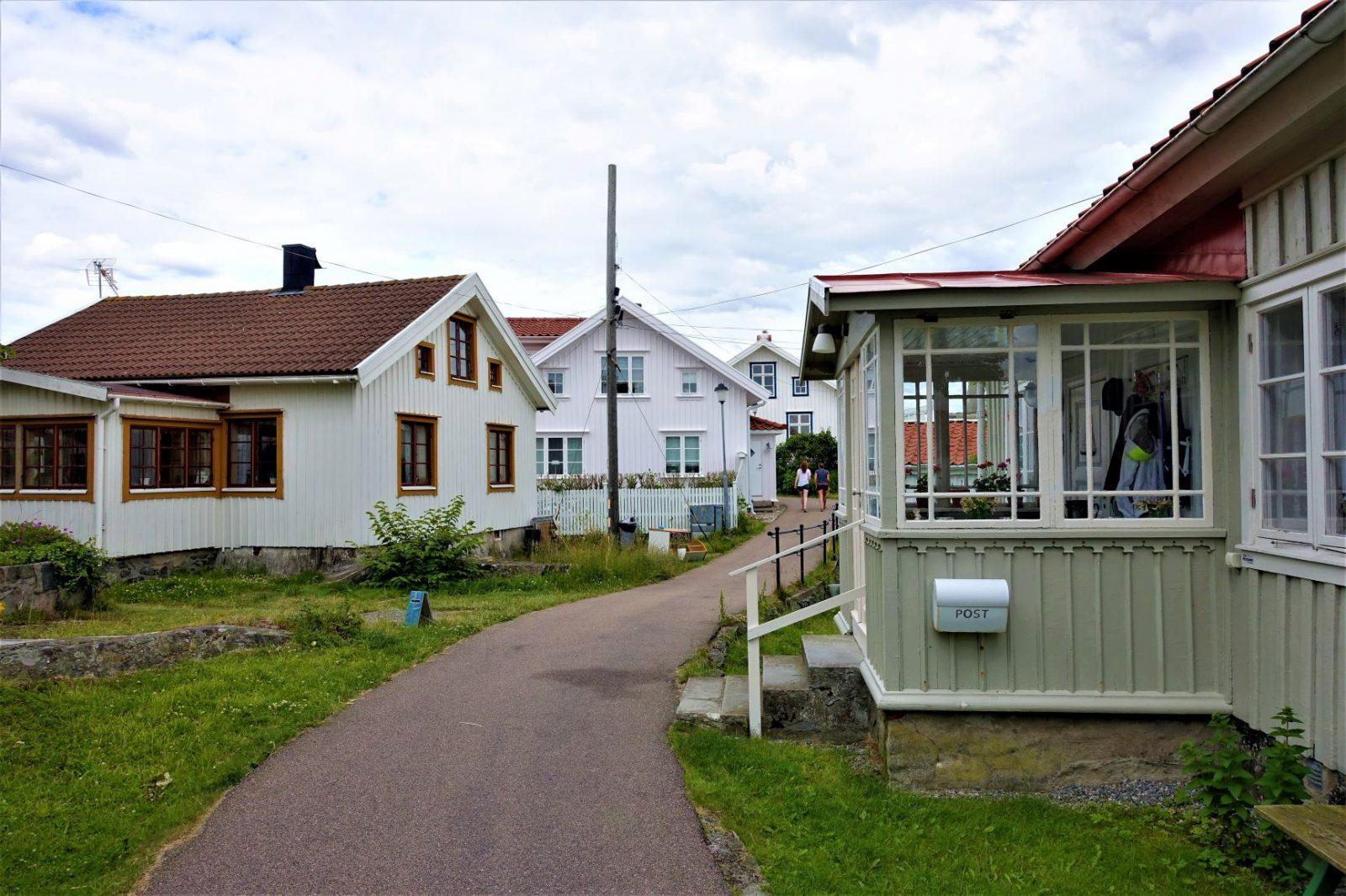 Gate på Käringö