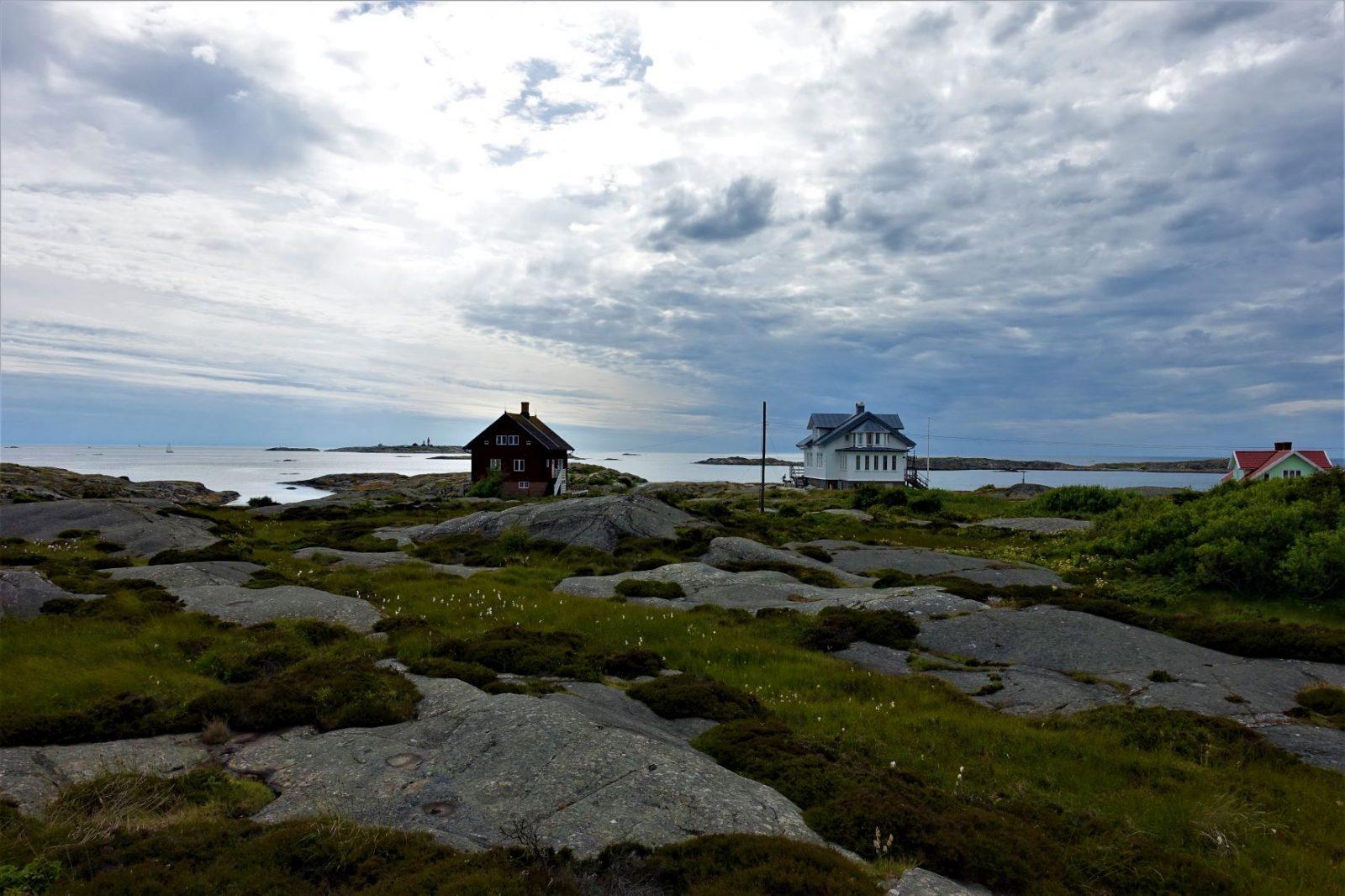 Utsikten på Käringö