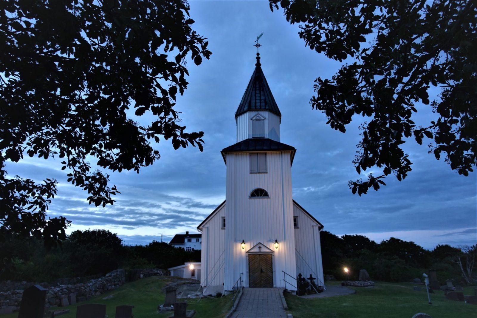 Kirken på Kjerringøy sverige