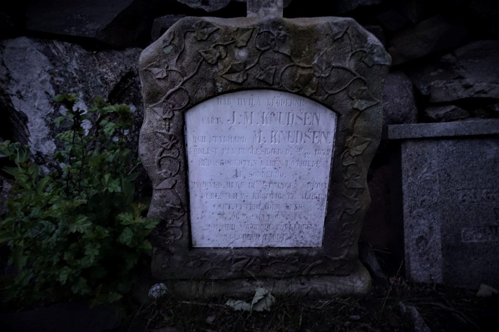 Kirkegården på Käringö