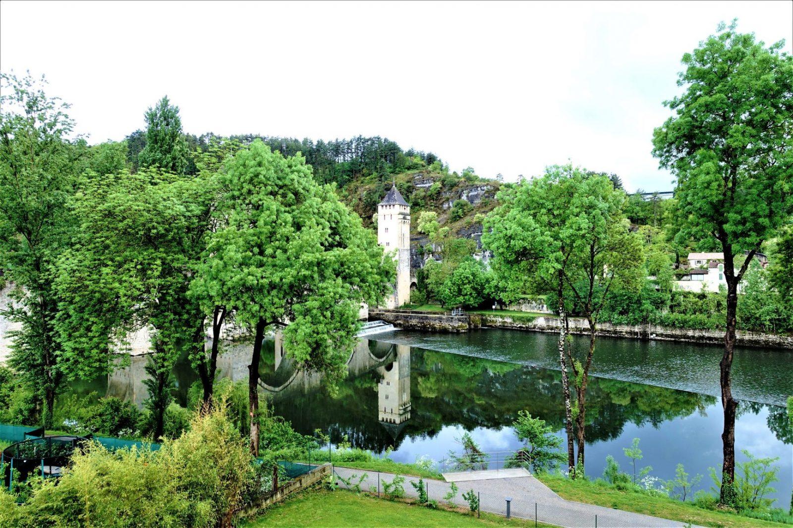 demning og slott frankrike