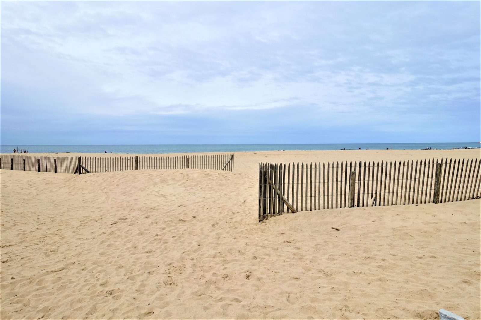 stranden vestkysten frankrike
