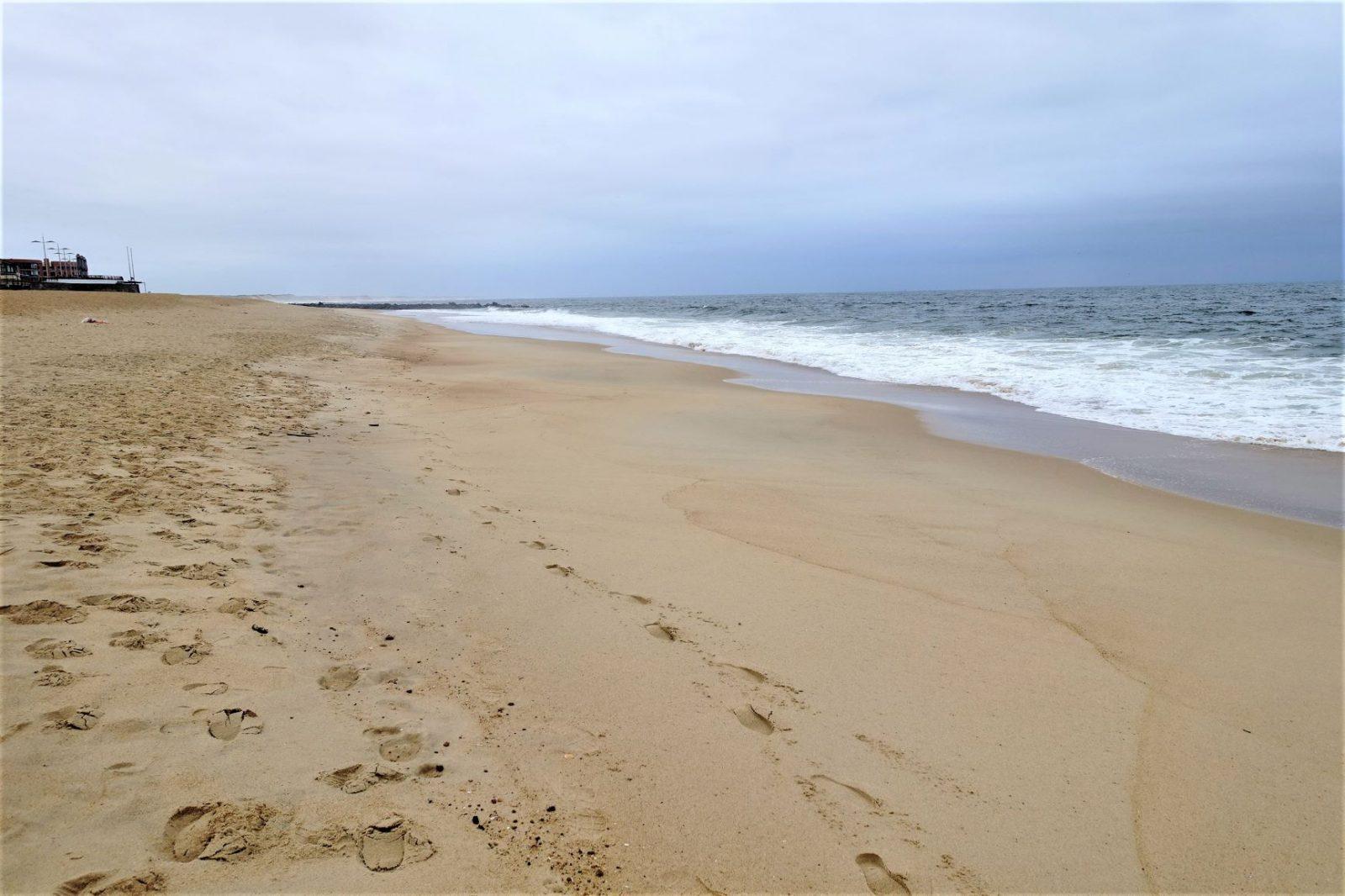havet og bølgene veskysten frankrike