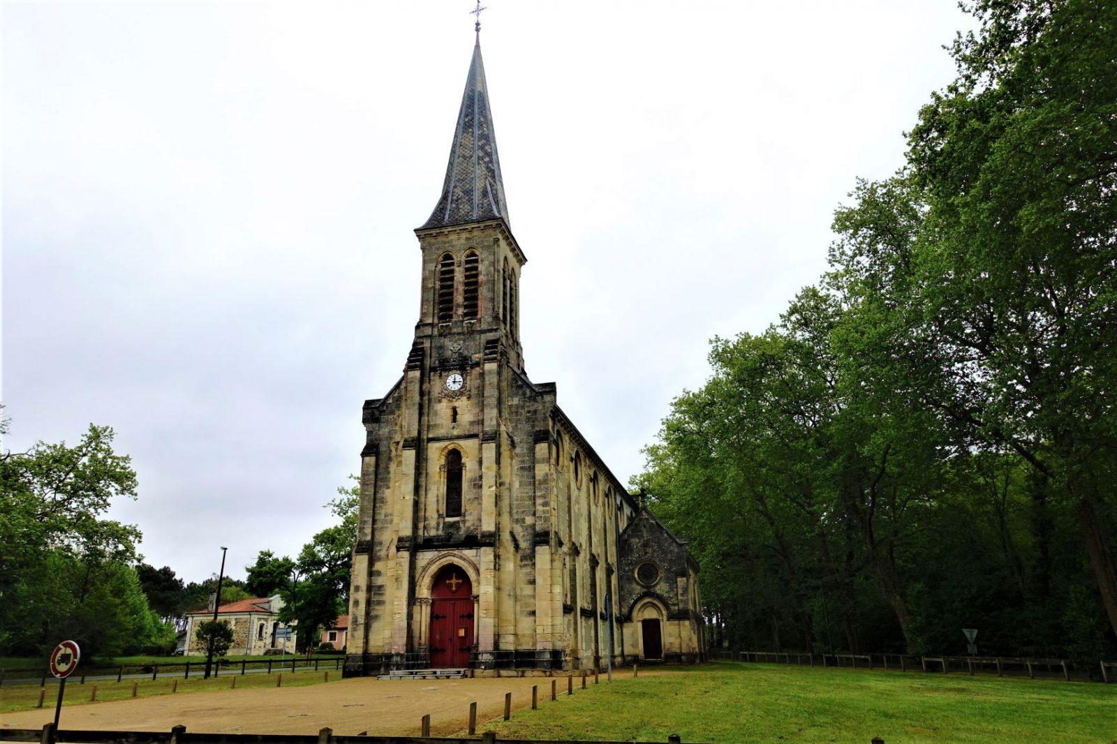 Kirkebygg frankrike