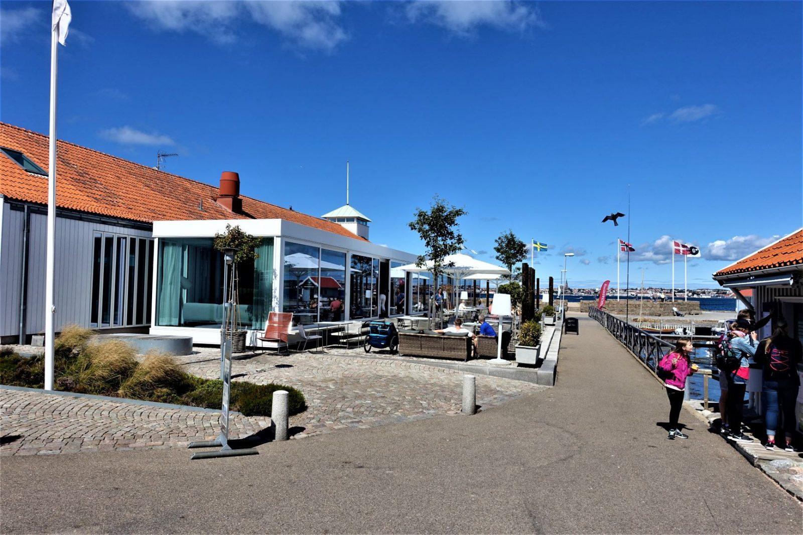 restaurantene i Fiskebäckskil