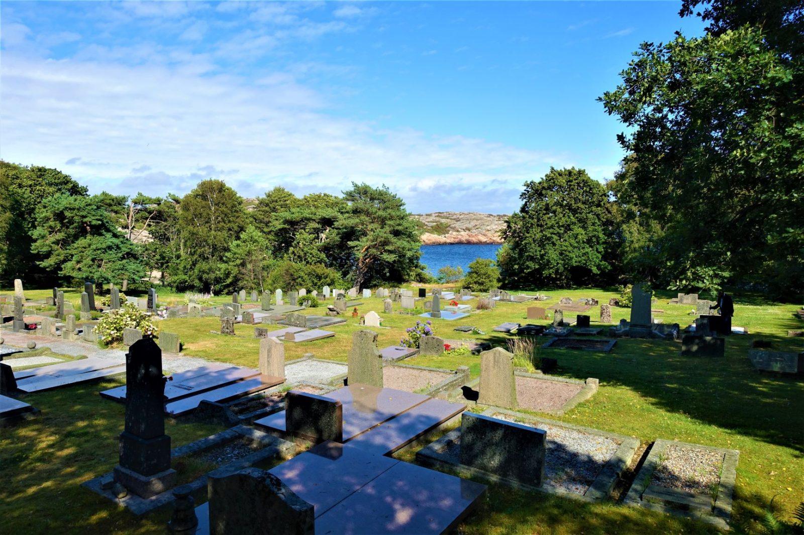 kirkegården bohus malmøn