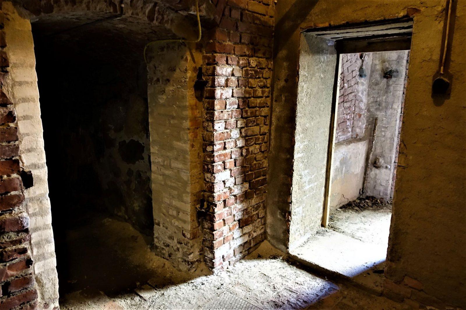 Oscarsborg tunneller