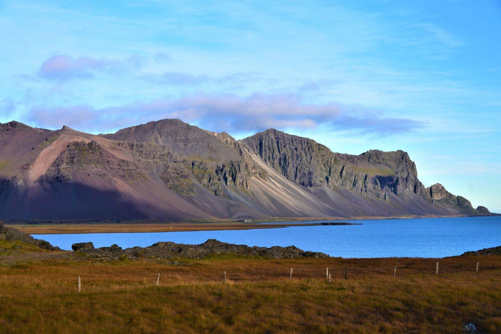 Flotte høstfarger på Island