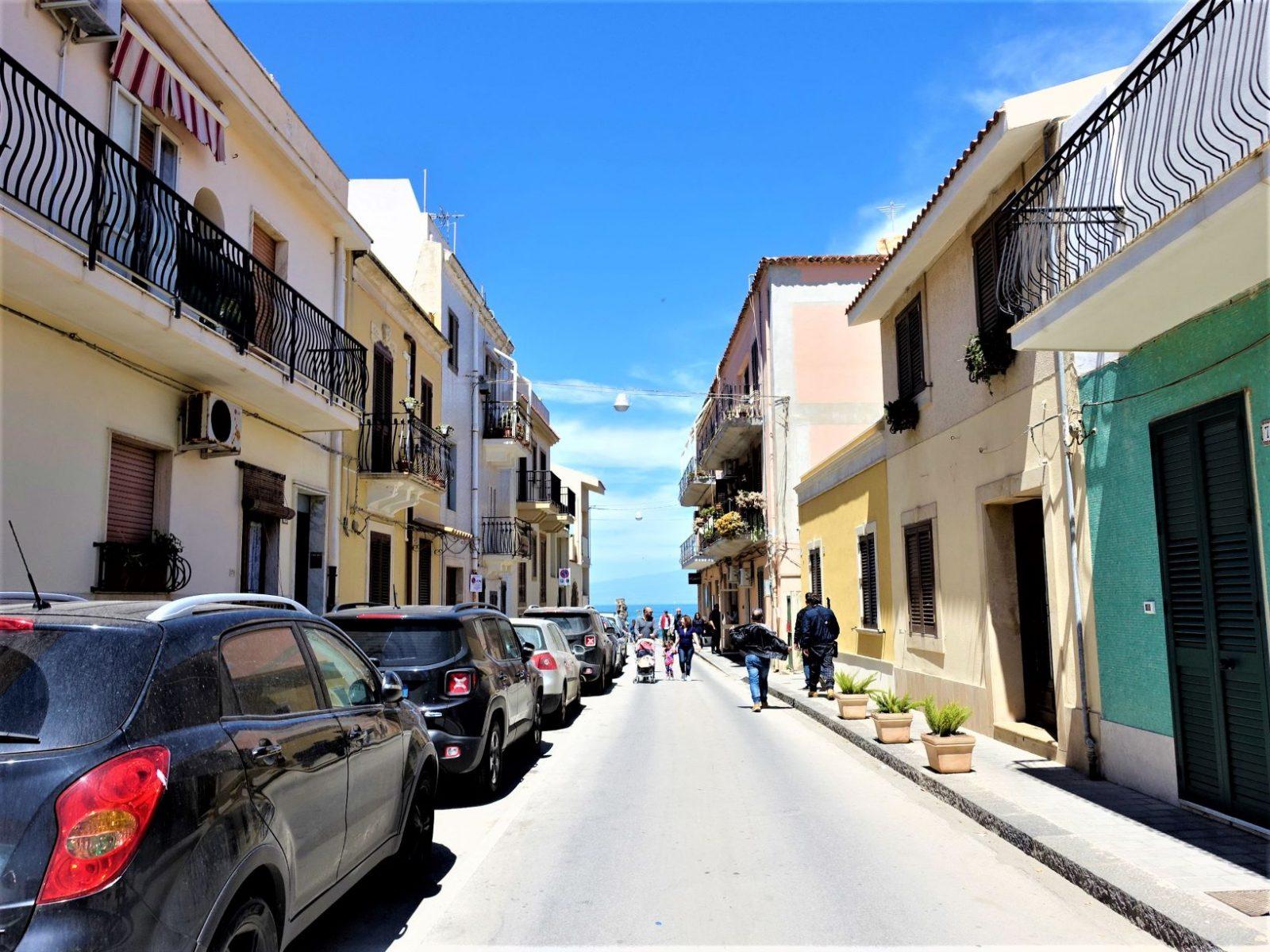 Gaten i brucoli Sisilia