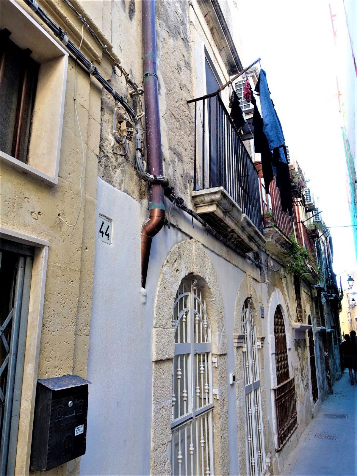 Gate i Siracusa Sicilia
