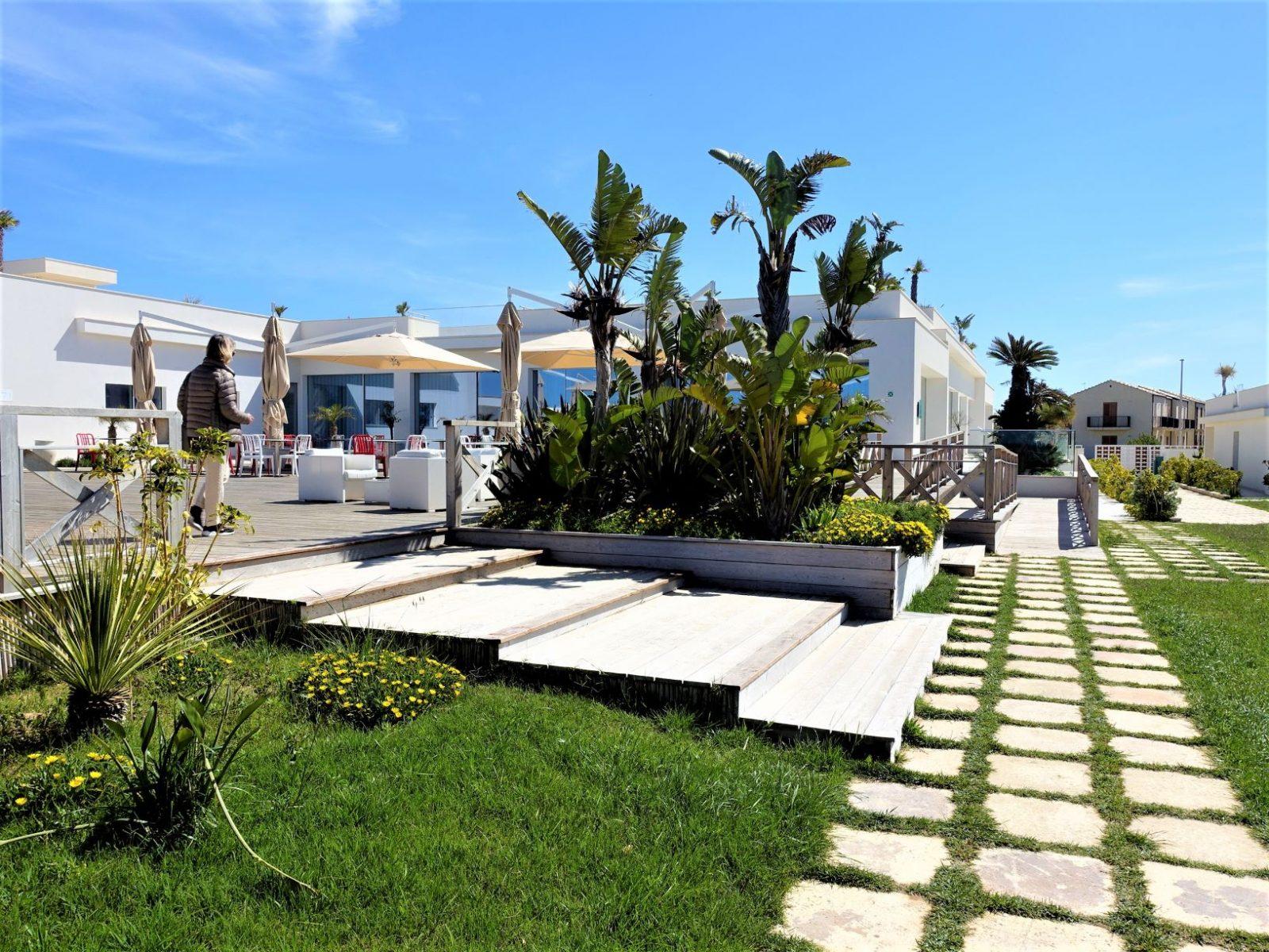 via del Laghetto luksus feriested på Sicilia