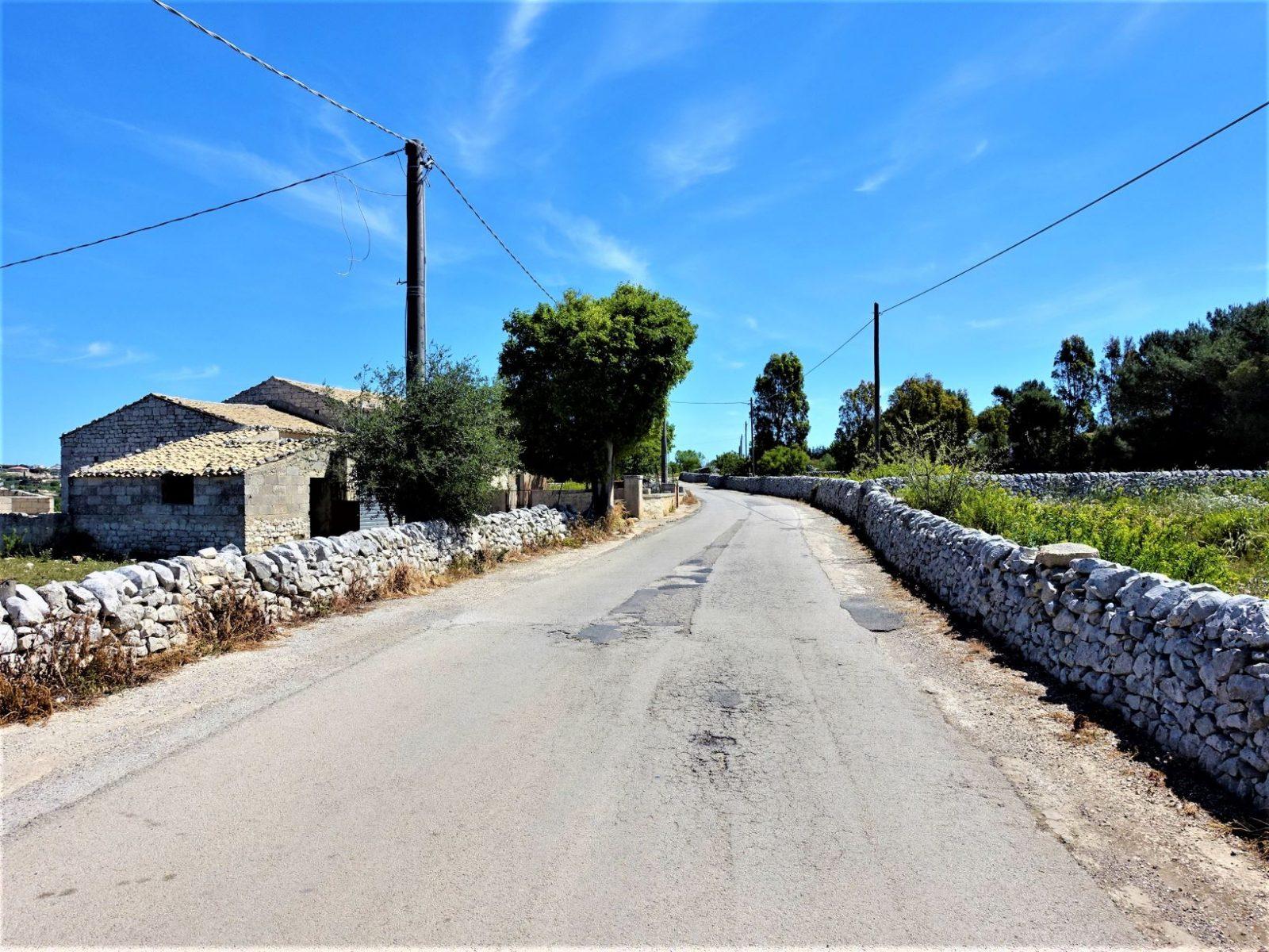 Steingjerder på Sicilia
