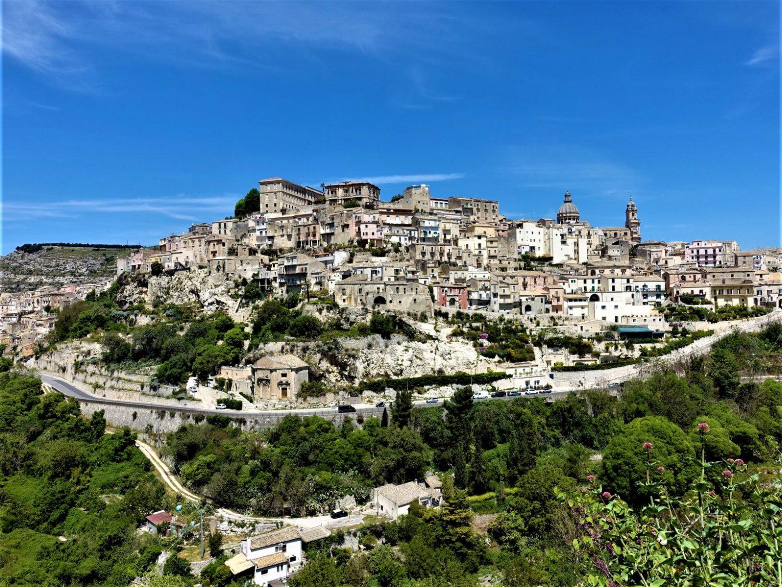 Ragusa står på UNESCOS verdensarveliste Sicilia