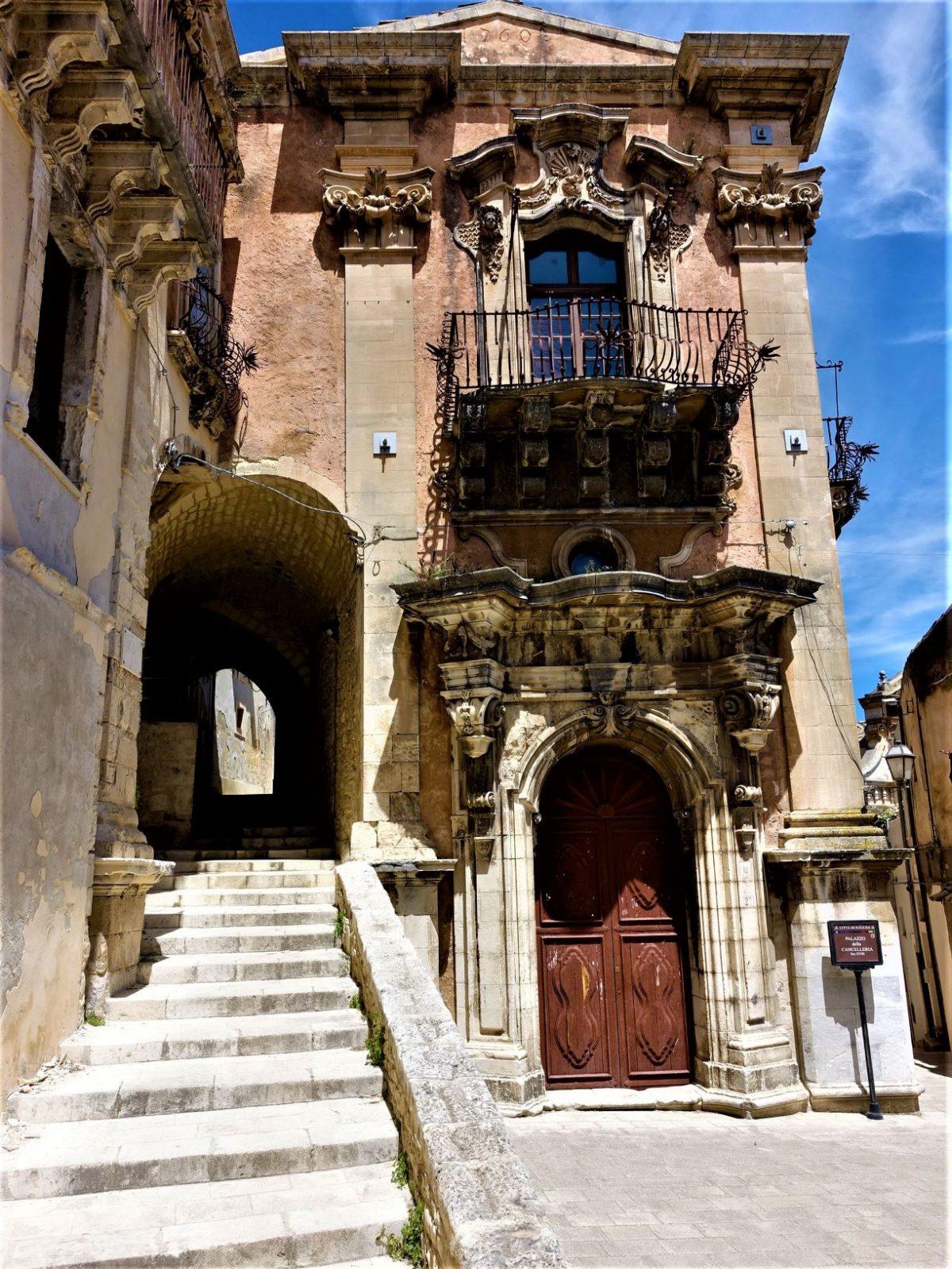 Byen Ragusa UNESCO verdensarveliste Sicilia