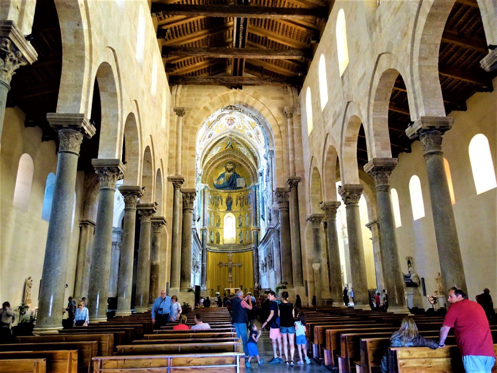 Kirken i Cefalu