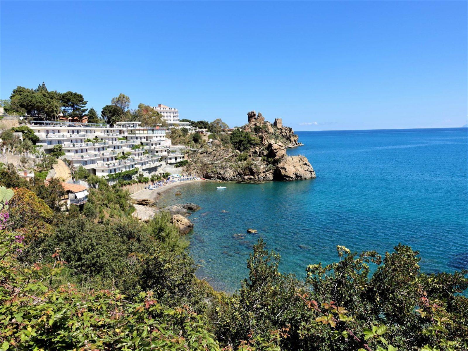 Nordsiden av Sicilia