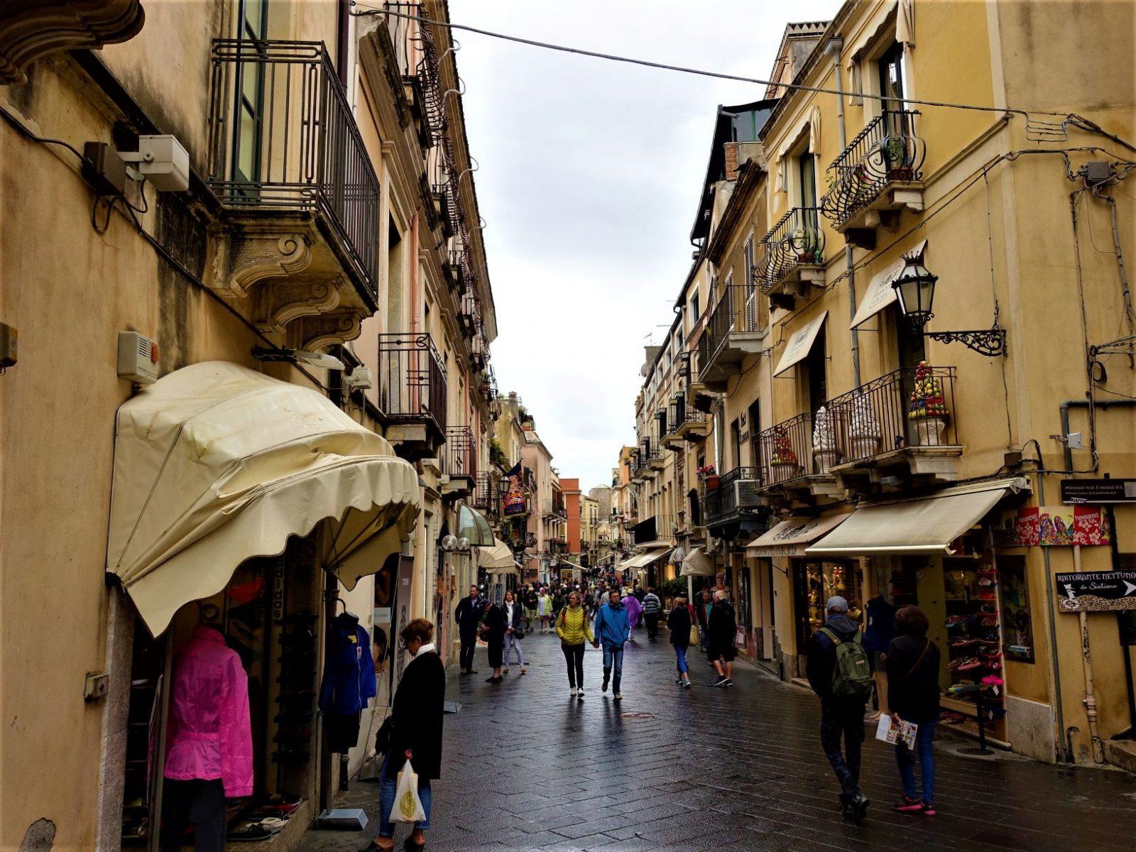 Shoppinggate handlegate Taormina Sicilia