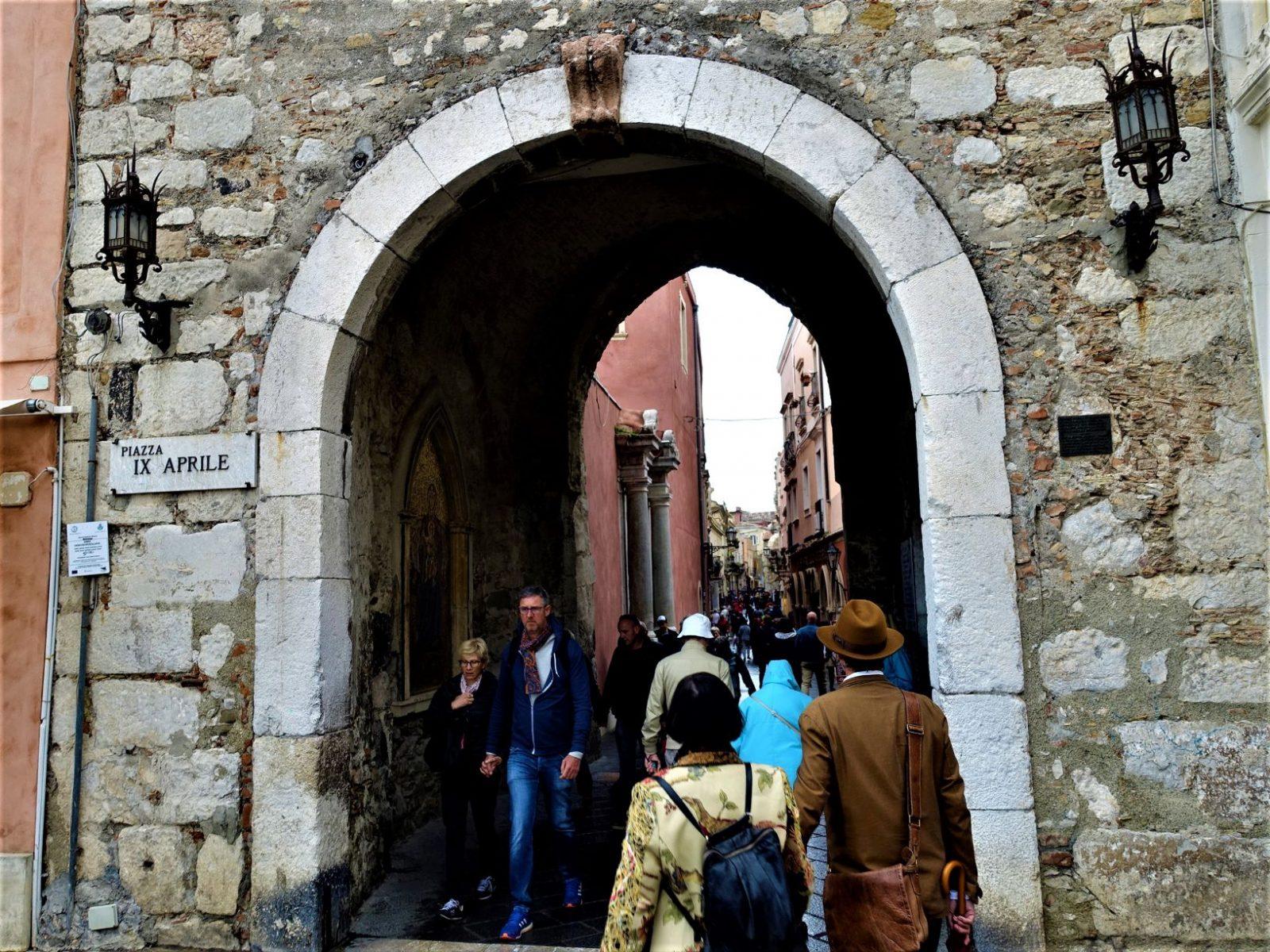 Byporten Taormina Sicilia