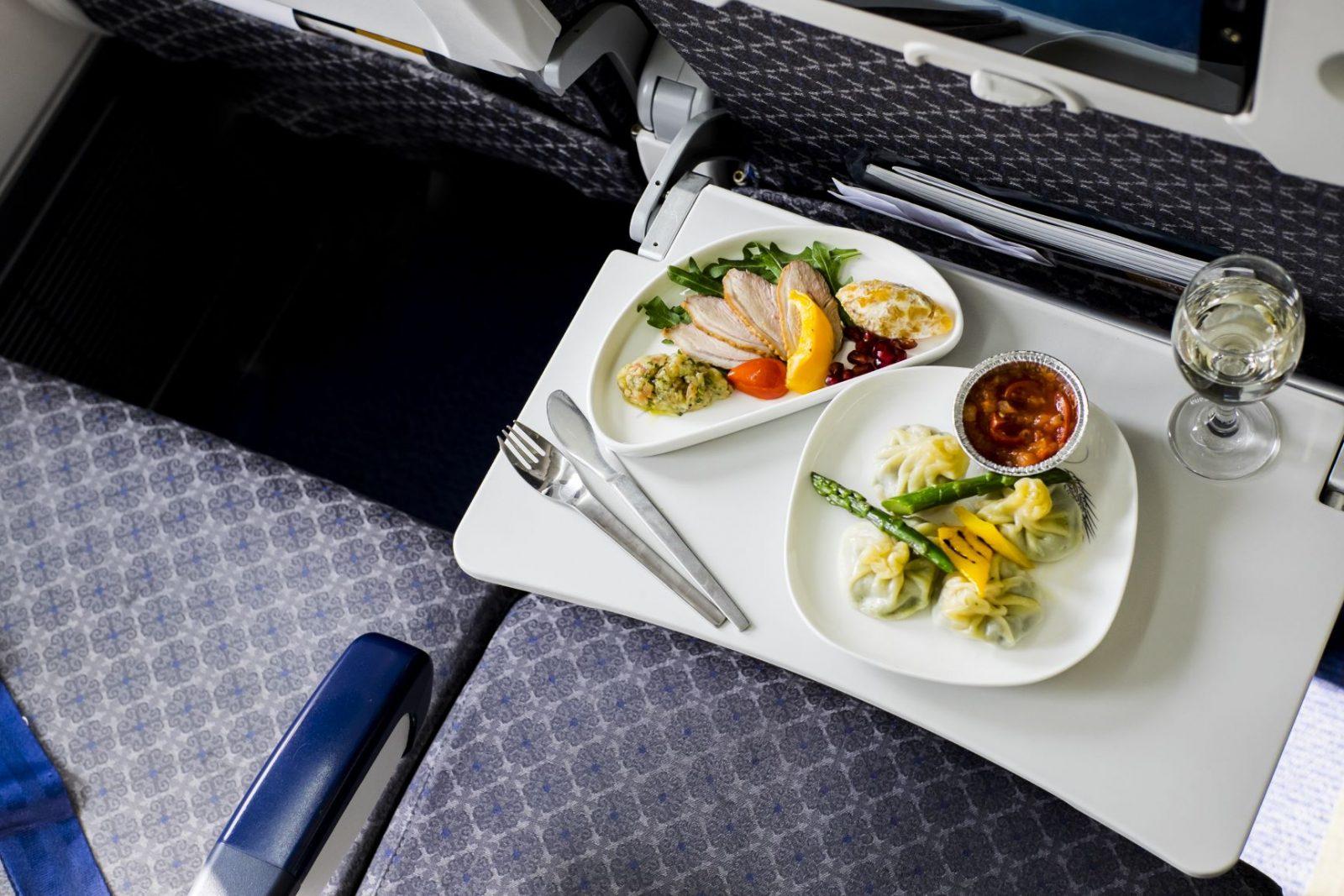 mat på flyet og flysete hvilket flysete er best
