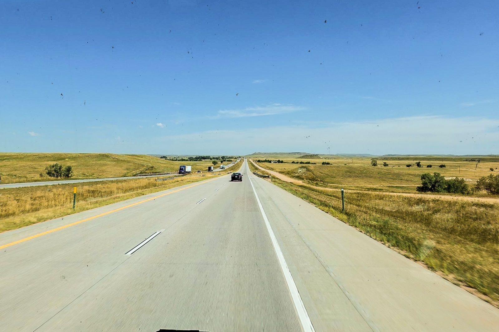 kjøre bil i colorado