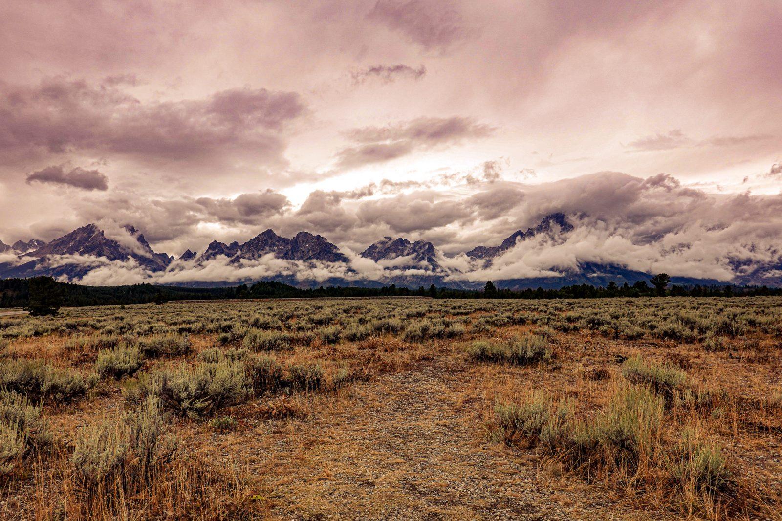 bobilferie i teton nationalpark