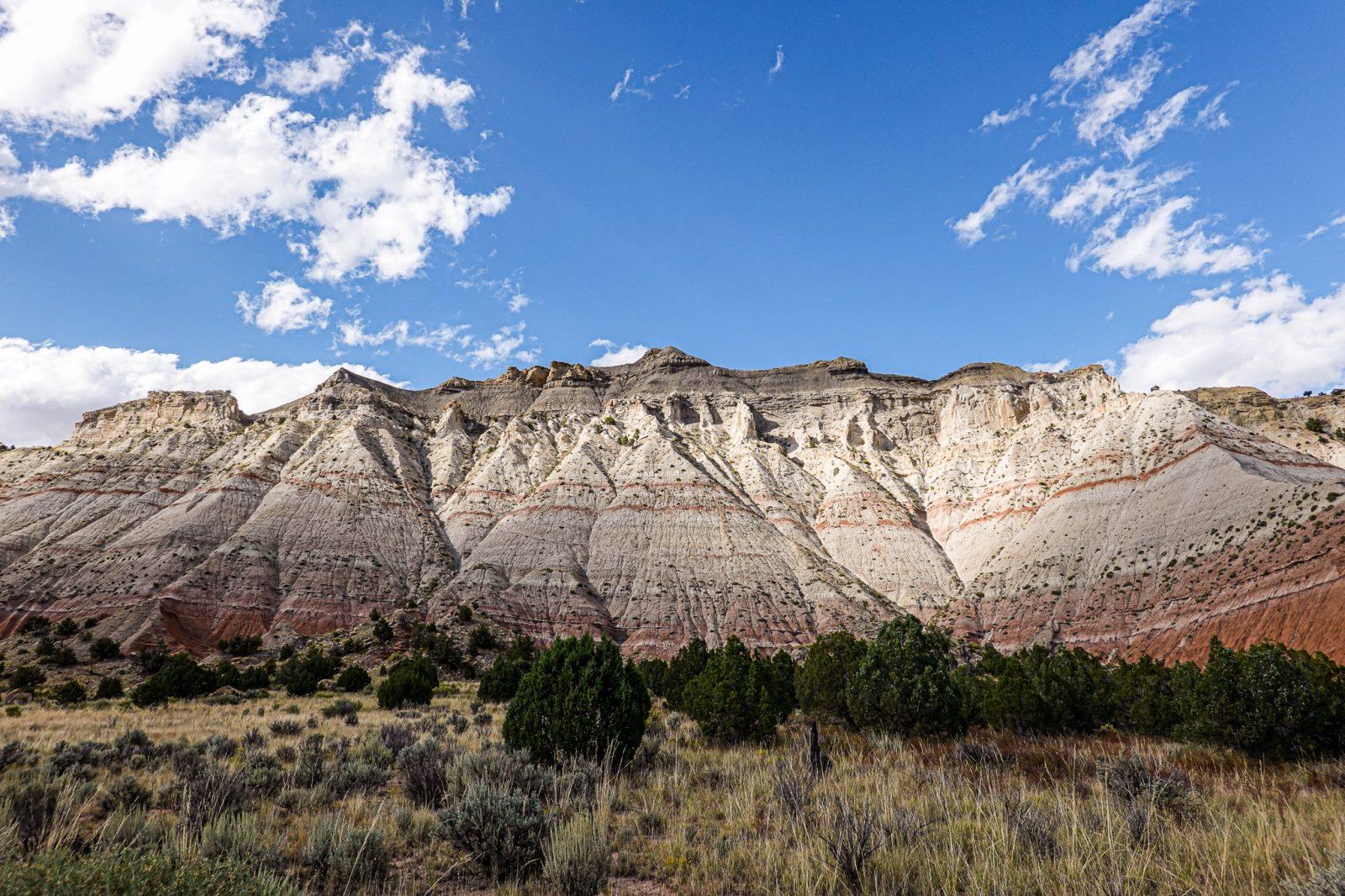 vandretur i Utah