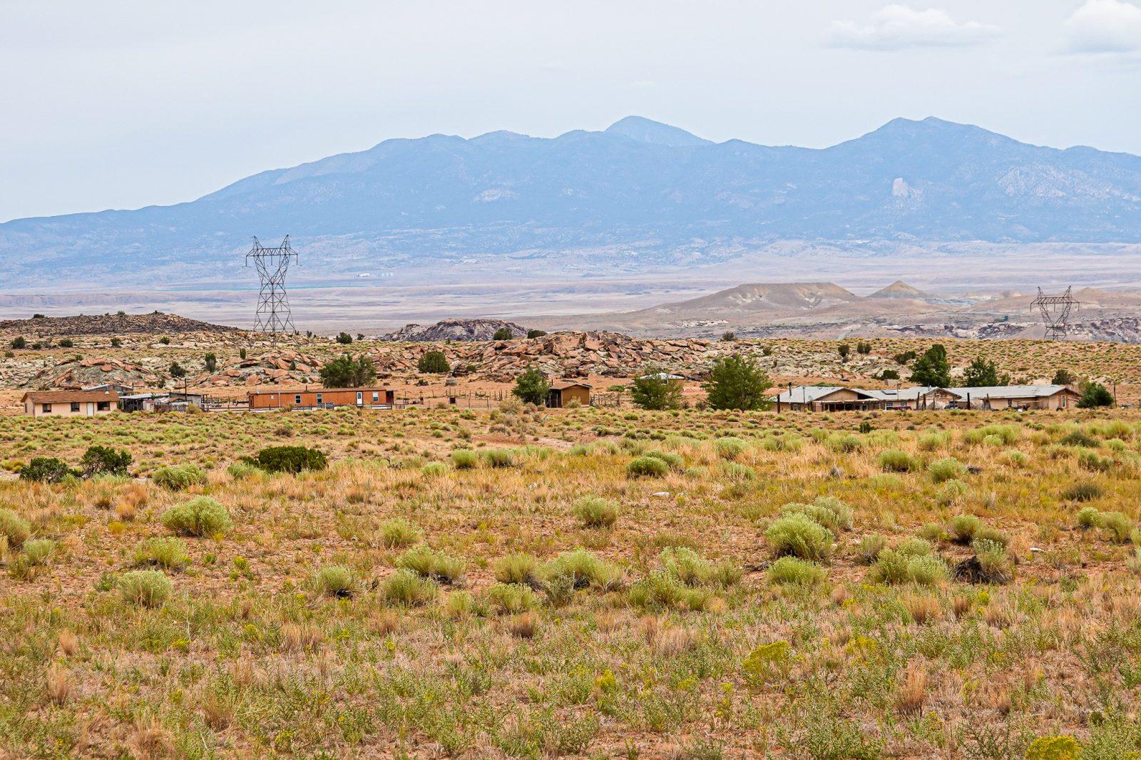 boligområder indianerne Utah USA