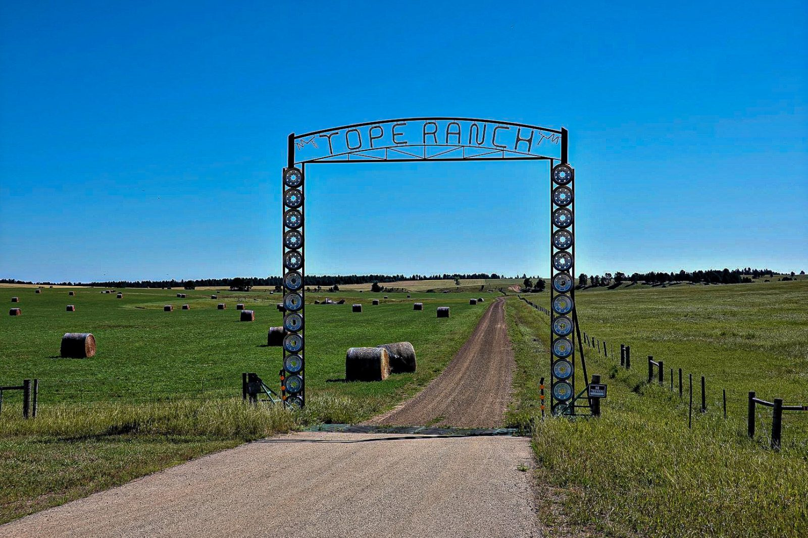 ranch i montana usa