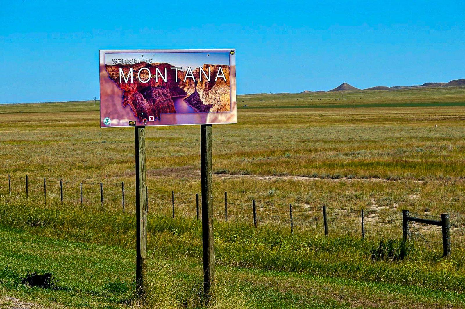 montana grense