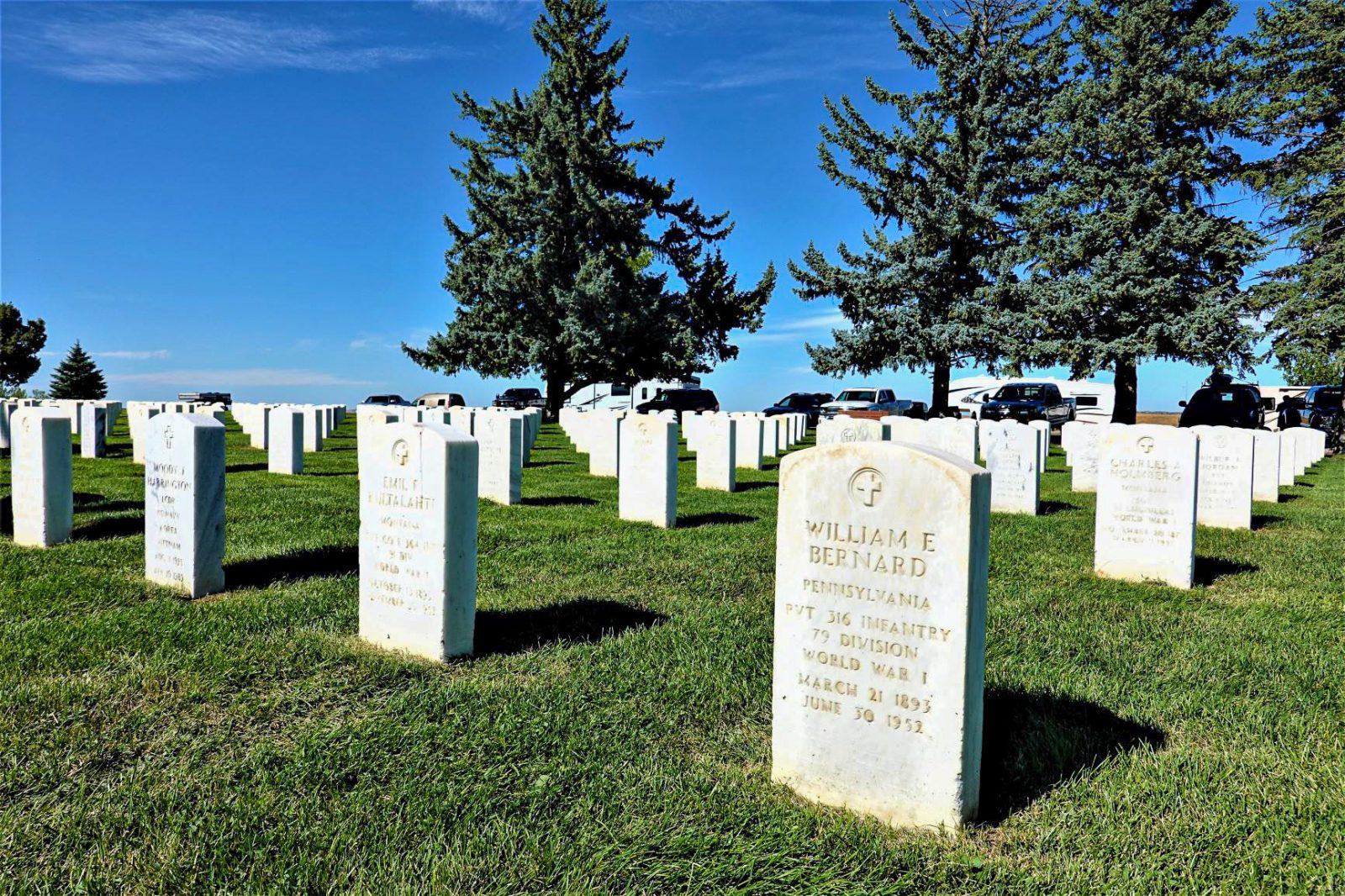 custer national cemetery little bighorn