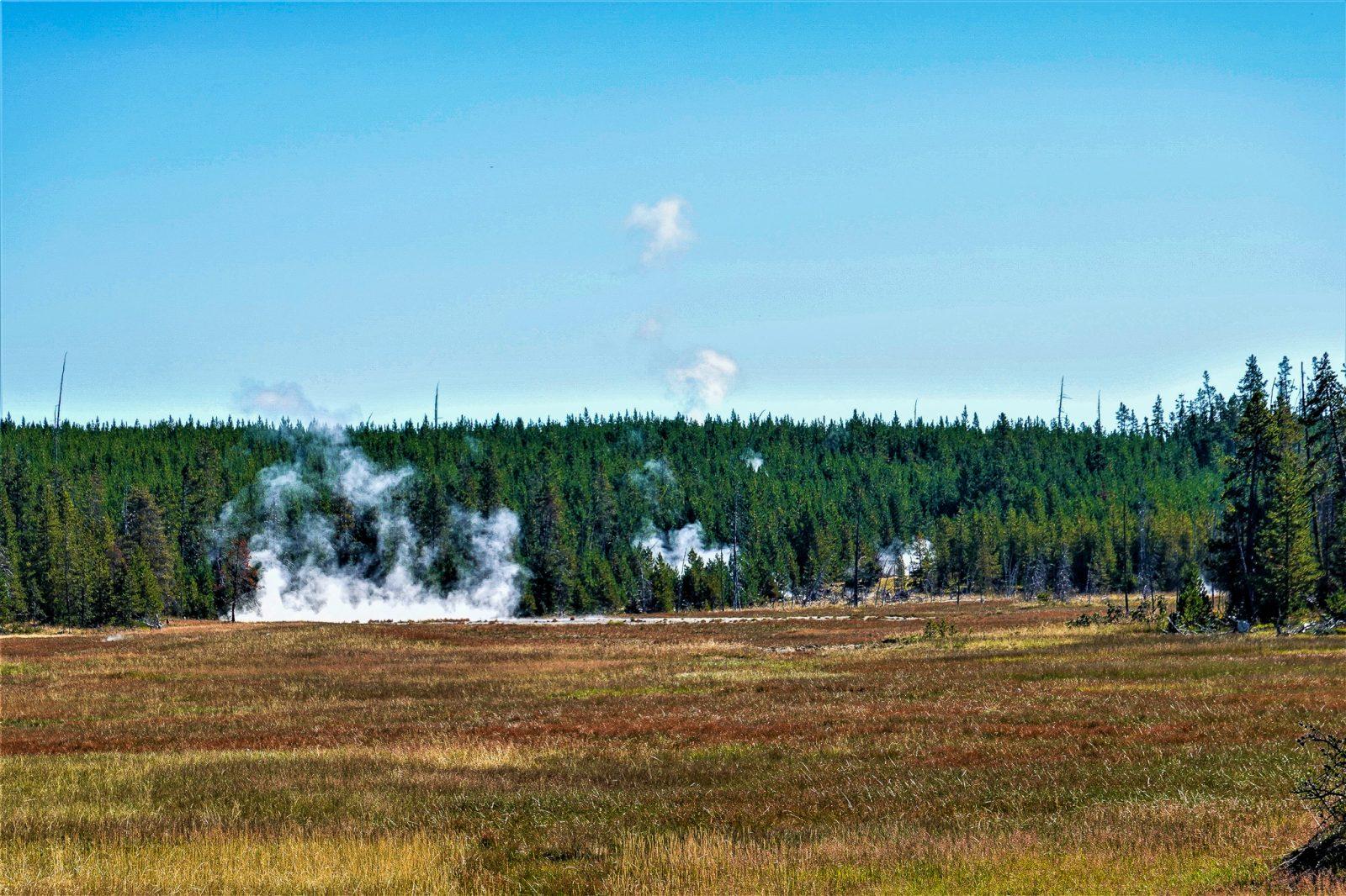 varme kilder i yellowstone