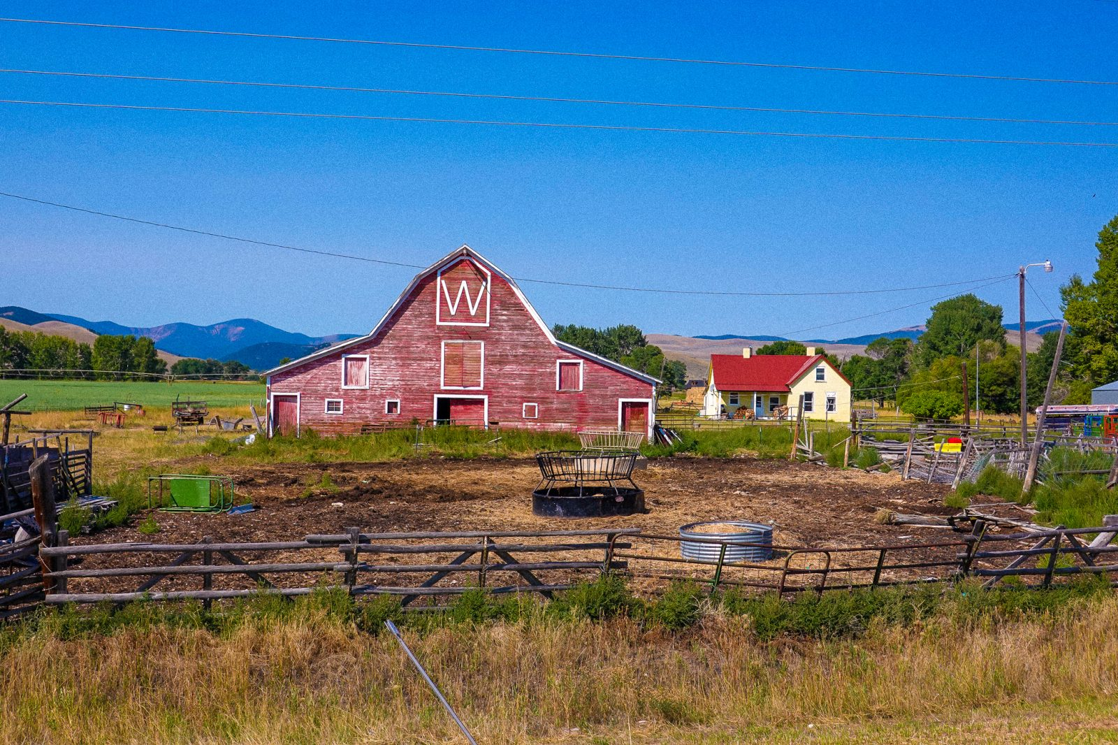 gårdsbruk i usa