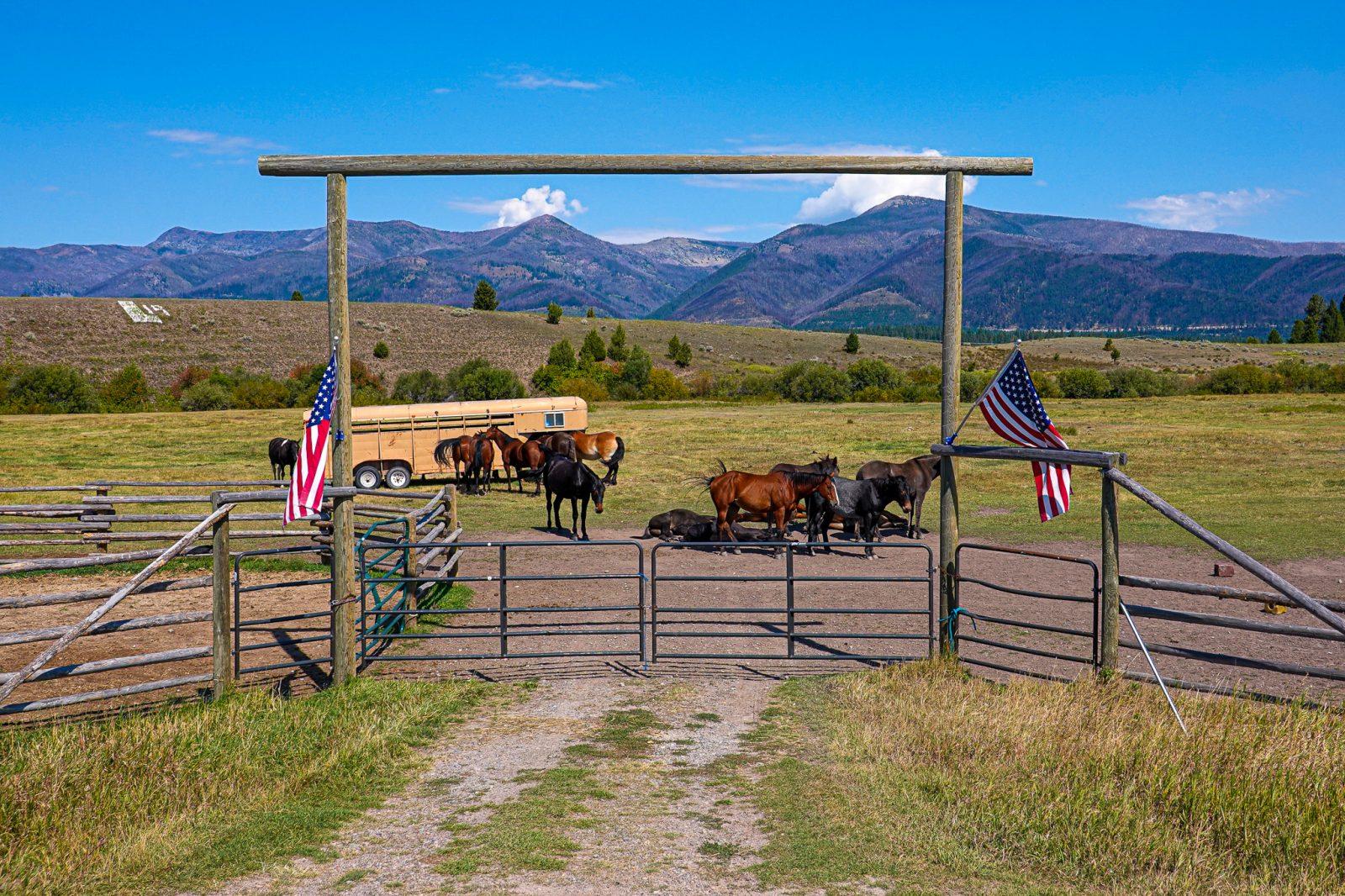 ranch i usa
