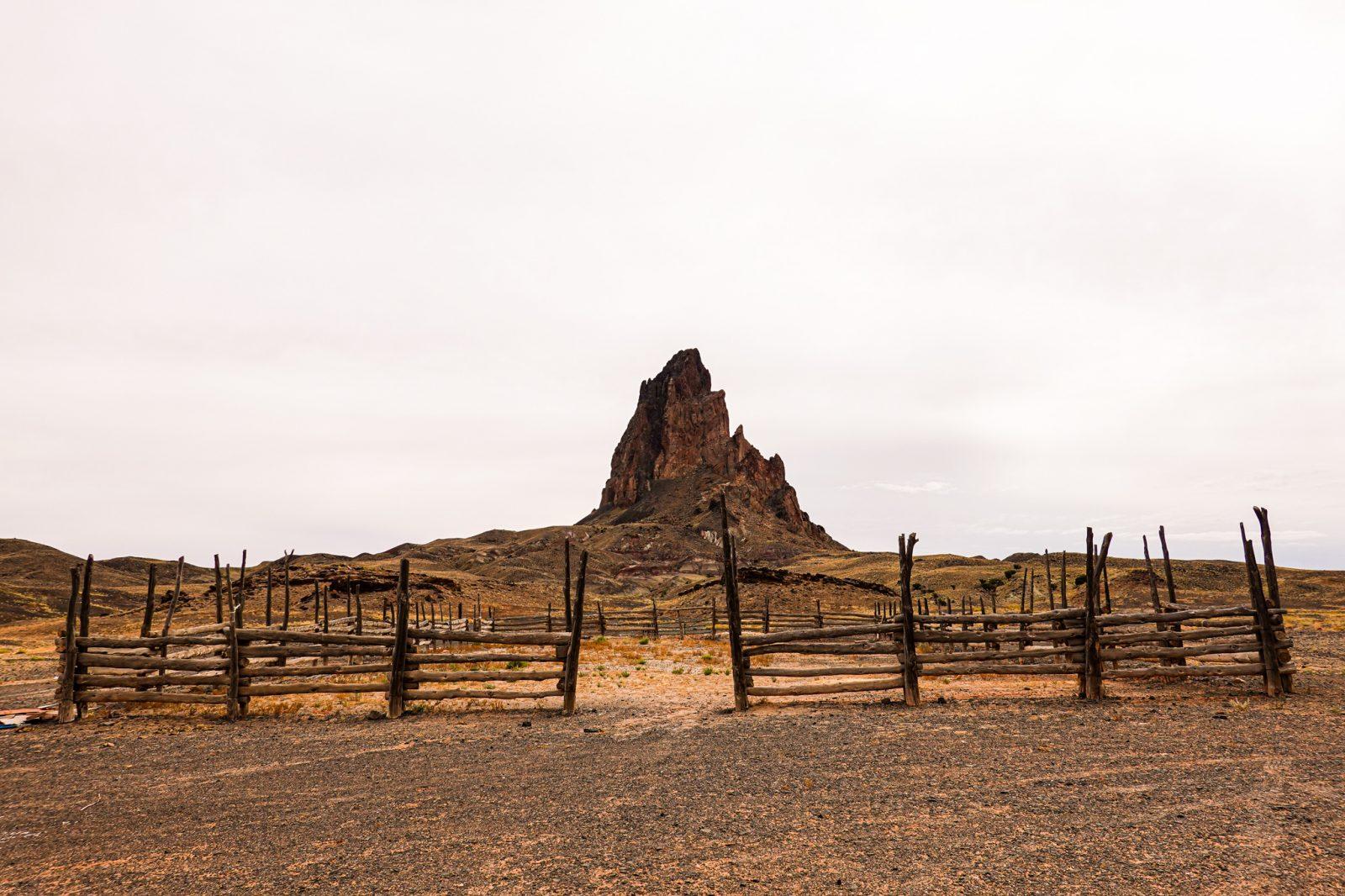 Hestegjerde Utah USA